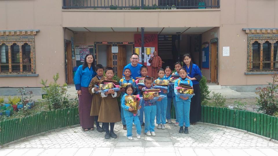 Donate Bhutan